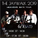 6/1(土) JAYWALK