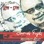 7/7(日) James Fujiki LIVE